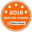 service award 2018