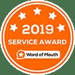 service award 2019