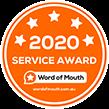 service award 2020
