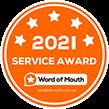 service award 2021