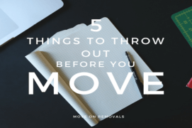 5 Things to Throw out before you move 1 e1478655702775