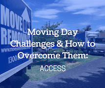 Moving Day Challenges