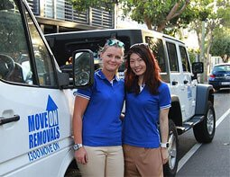 House Removals in Melbourne
